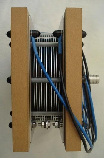Hervorragend Wasserstoff Sauerstoff Elektrolyse Generator. GO49